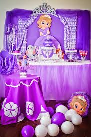 sofia the party ideas sofia the birthday party via kara s party ideas i