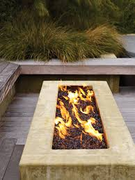 Pictures Of Fire Pits In A Backyard by Ideas For Fire Pits Sunset