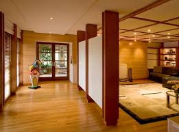 bamboo room divider home theater contemporary with window blinds