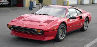 how many types of ferraris are there 308 gtb gts