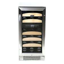 wine bottle cabinet insert wine cooler and cabinet bottle dual temperature zone built in wine