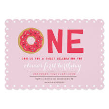 donut party gifts on zazzle