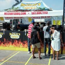 mccray u0027s backyard bbq west palm beach food trucks roaming hunger