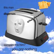 Toaster Meme Cybrespace