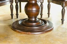 dining table base wood top rated 46 image wood pedestal table base popular tuppercraft com