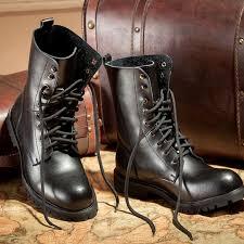 s lace up combat boots size 11 size 5 11 black combat leather shoes lace up mens