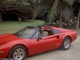 308 driven by tom selleck in magnum pi at auction this