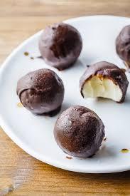 ice cream truffles paleo grubs
