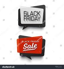 black friday sale sign black friday sale vector banner set stock vector 343749866