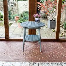 Lloyd Loom Bistro Table Browse Lloyd Loom Genuine Lloyd Loom Furniture Burford Garden