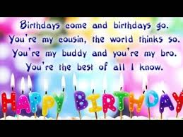 happy birthday wishes for cousin brother u2013 wishes for cousin