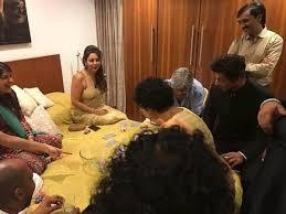 Aamir Khan Home Shah Rukh And Gauri Celebrate Diwali At Aamir Khan Shah Rukh