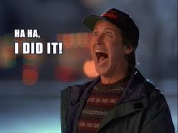 Clark Griswold Memes - national loon s christmas vacation 24 pics bacon wrapped