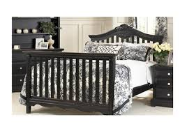 Convert Crib To Bed Size Conversion Kit Bed Rails In Cherry By Munire