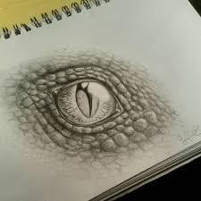 dragon eye sketch by kuolonenkeli on deviantart