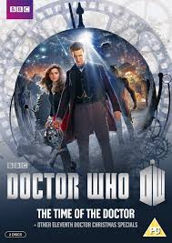 doctor who the time of the doctor u0026 other eleventh doctor