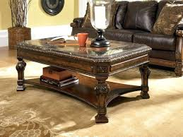 ashley furniture glass top coffee table ashley furniture end tables and coffee tables view larger coffee