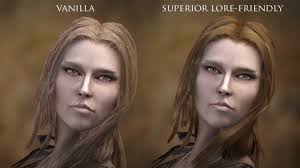 skyrim hair changer superior lore friendly hair hd textures at skyrim nexus mods