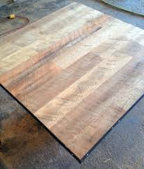reclaimed wood table tops los angeles menards wooden for sale also