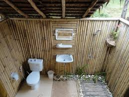 Outdoor Bathrooms Ideas by Outdoor Bathroom Designs 25 Best Ideas About Outdoor Toilet On