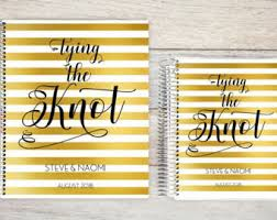 personalized wedding planner wedding planner etsy