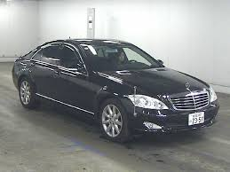 mercedes s class 2007 for sale used mercedes s class for sale at pokal japanese used