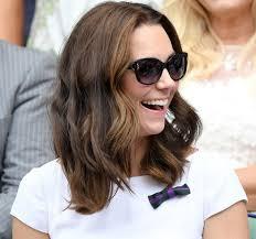 kate middleton s shocking new hairstyle kate middleton at wimbledon 2017 duchess of cambridge stuns in