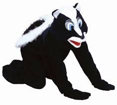 Skunk Halloween Costumes Phawker U2013 Curated Gossip Concert Reviews Fearless