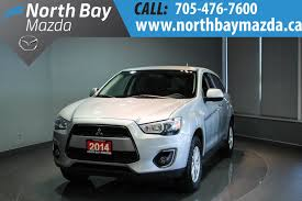 pre owned 2014 mitsubishi rvr se 5 speed manual alloy wheels