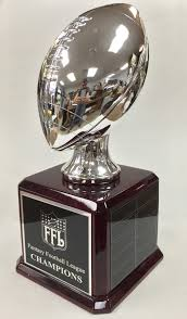 Fantasy Football Armchair Quarterback Trophy Fantasy Football Archives Fantasy Trophy Store