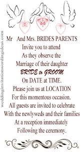 exles of wedding invitations casual wedding invitation wording gangcraft net