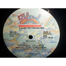 seconds by salsoul orchestra 12inch with blackfunksoul ref