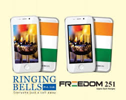 freedom android freedom 251 android smartphone costs just rs 251