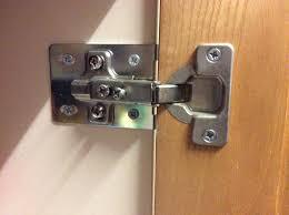 kitchen cupboard door hinge repair kit b q steel hinge repair kit