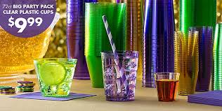 mardi gras cups mardi gras drinkware glasses cups party city