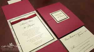 Wedding Invitation Card Maker 10 Breathtaking Red And Gold Wedding Invitations To Inspire You
