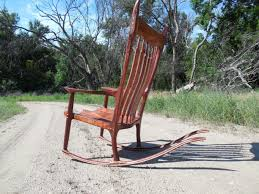 Rocking Chair Makers Buy Hand Made Maloof Style Rocking Chairs Made To Order From