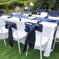 table sashes 1pc satin table runner chair sashes napkins for wedding decoration