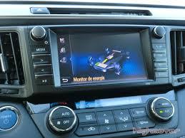 lexus nx hybrid al volante presentación y prueba toyota rav4 hybrid la hibridación del suv