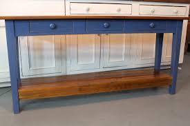 barn wood console table with slatted shelf ecustomfinishes
