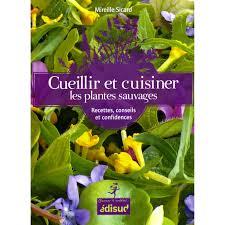 cuisiner les herbes sauvages cueillir et cuisiner les plantes sauvages 9782744909009 edisud