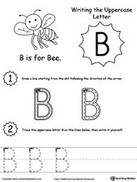 free worksheets b worksheets for kindergarten free math