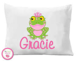 Personalized Girls Bedding by Princess Bedding Etsy