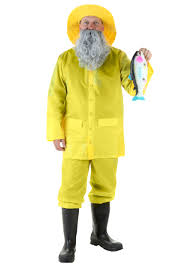 mermaid halloween costume for adults fisherman costume