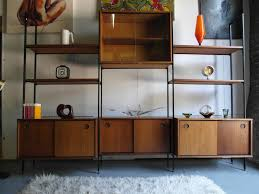 the retrobarn vintage 1960 u2032s modular shelving system room