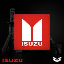 logo isuzu isuzu dmax ex ls sx xrunner mux led light upgrade conversion kit