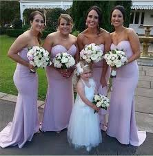 fitted bridesmaid dresses mermaid ivory bridesmaid dresses modern style glitter sweetheart