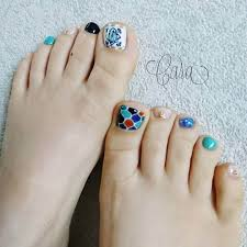 foot nails design images nail art designs