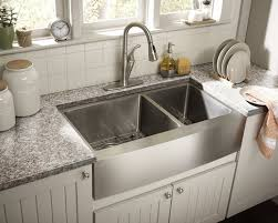 barn style sink befon for