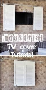 25 best tv covers ideas on pinterest hide tv hidden tv and